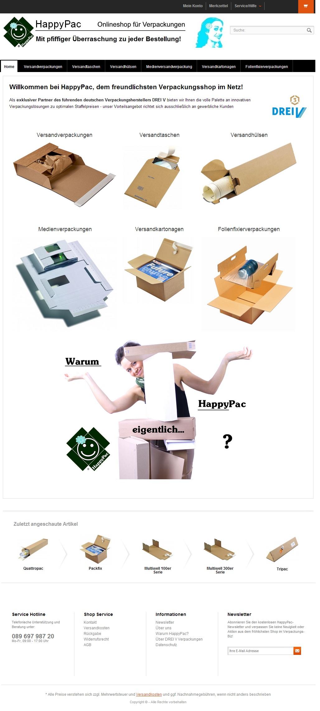 Shopware Webdesign - Webdesignleistungen - Webdesigner - BrainHive - 2