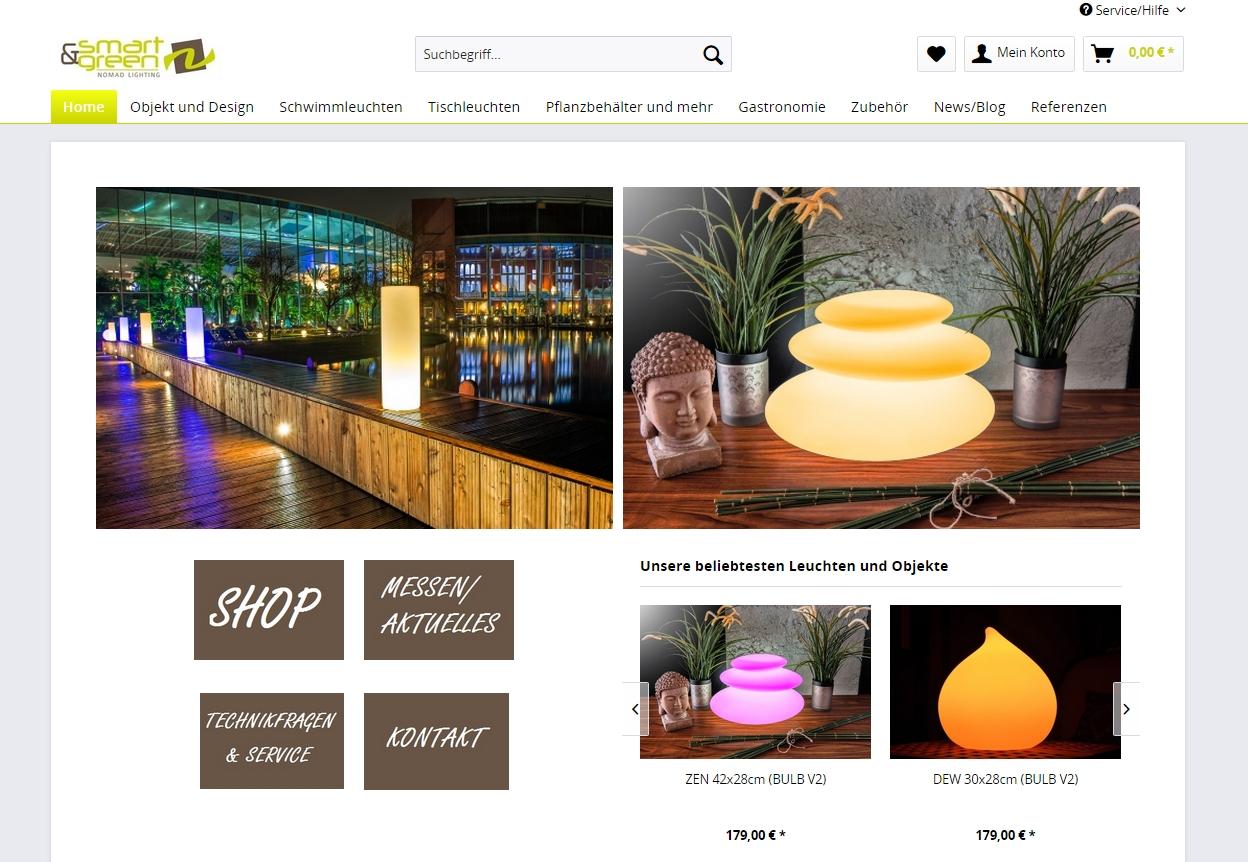 Shopware Webdesign - Webdesignleistungen - Webdesigner - BrainHive - 3