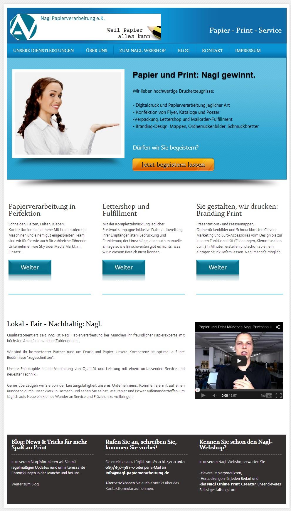 Wordpress Webdesign - Webdesignleistungen - Webdesigner - BrainHive - 3